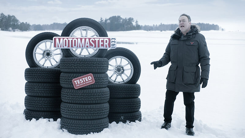 "Canadian Tire ""Motomaster"""